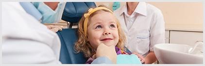 Visite dentaire pour enfant