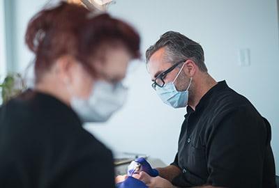 Traitement de canal (endodontie)